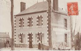 Carte-Photo - Gien (Loiret) - Maison Des Coulon Avenue De La Gare - FRANCO DE PORT - Gien