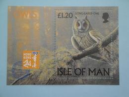 1997 Man Oiseaux Birds Yv BF 31 ** Scott Xx Michel  B 28  SG Ms 740 - Oiseaux