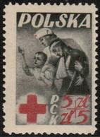 Polonia 0503 * Charnela. 1947 - Ungebraucht