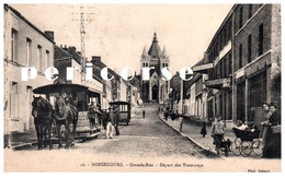 76  Bonsecour  Départ Des Tramways Grande Rue - Bonsecours