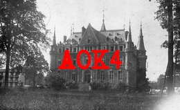 59 Nord MONTIGNY EN OSTREVENT Chateau Kriegslazarett Feldlazarett Nordfrankreich Douai 1917 Feldpost Gas Gaz - Frankreich