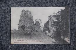 MIREMONT - Ruines Du Château - France