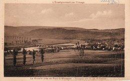 84Vn    54 Moselle Prise Du Pas De Custine Prés De Pont à Mousson - Pont A Mousson