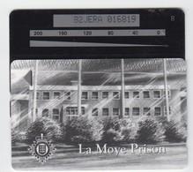 Jersey Phonecard - Prison  Superb Used - Ver. Königreich