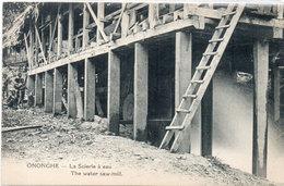 ONONCHE - La Scierie A Eau - Missionnaires Du Sacré Coeur D' Issoudun -  (106052) - Papouasie-Nouvelle-Guinée