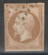 France - YT 13B Oblitéré - 1853-1860 Napoléon III