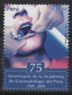 Peru - Perou (2005) Yv. 1473   /  Dentist - Dentiste - Sante - Health - Medicine - Medicine