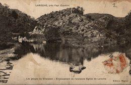 LAROCHE PRES FEYT LES GORGES DE CHAVANON - Other Municipalities