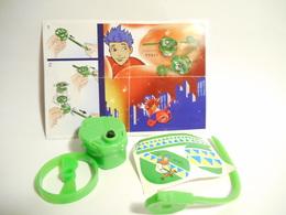 Kinder Tt 11 + Bpz - MonoBlocks