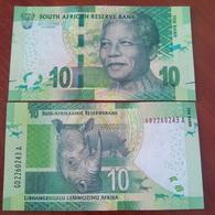South Africa - 10 Rand 2015 UNC Mandela Ukr-OP - Südafrika