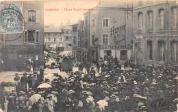 54 - MEURTHE ET MOSELLE / Lunéville - 544114 - Place Saint Jacques - Beau Cliché Animé - Luneville