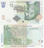 South Africa - 10 Rand 2005 UNC Ukr-OP - Südafrika