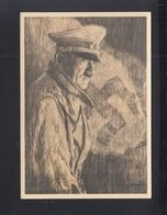 München Haus Der Deutschen Kunst PK Hitler Von Josef Wahl - Personnages Historiques