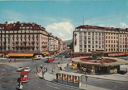 SUISSE,SCHWEIZ,SVIZZERA,SWITZERLAND,HELVETIA,SWISS ,GENEVE,IL Y A 50 ANS,HOTEL SUISSE - GE Geneva