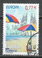 Spain 2004. Scott #3292 (U) Europa * - 2001-10 Oblitérés