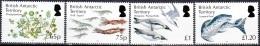 British Antarctic Territory 2014 Marine Food Neuf ** - Territoire Antarctique Britannique  (BAT)
