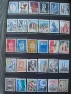 MONACO 1964-1991 COT. 79 EUR MNH** 2 SCANS O/w CHRISTMAS EUROPA - Monaco