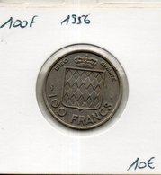 Monaco. 100 Francs. 1956 - Monaco