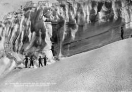 """07783 """"VENEZUELA - HIELOS ETERNOS EN EL PICO BOLIVAR - GLACIAR DE LOS TIMONCITOS"""" ANIMATA, FOTO ANZIL. CART SPED 1951 - Venezuela"""