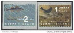 Finland 1998 Vis En Vogel Serie PF-MNH-NEUF - Finlandia
