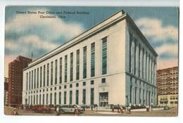 20660   CPA  United States Post Office  And Federal Building , CINCINNATI  !!   1944      ACHAT DIRECT !! - Cincinnati