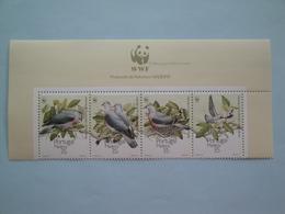 1991 Madère Oiseaux Birds Yv 150/3 ** Scott 147/50 Michel  143/6  SG 274/7 - Oiseaux