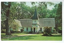 20661   CPA   Christ Church , FREDERICA   , St SIMONS Island   ACHAT DIRECT !! - Etats-Unis