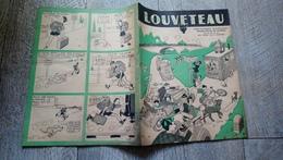 Revue Louveteau Spécial Vacances 1948 Scout Scoutisme Bricolage - Scoutisme