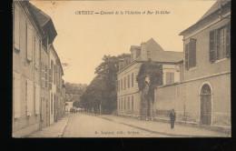 64 -- Orthez -- Couvent De La Visitation Et Rue St - Gilles - Orthez