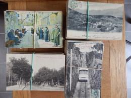 Lot De 1084 Cartes Postales Etrangères (580 CPA - 141 Des Années 1950 Et 363 Des Années 1960 à 2000) - Cartes Postales