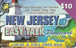 IDT: UTA Easy Talk - New Jersey 08.2004 - Sonstige