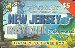 IDT: UTA Easy Talk - New Jersey 08.2005 - Sonstige