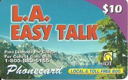 IDT: UTA Easy Talk - L.A. Los Angeles 02.2004 - Vereinigte Staaten