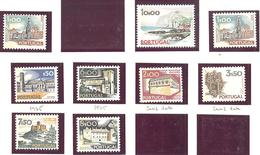 Portugal: Yvert N° Année 1977 **; Series Courantes; MNH - Nuevos