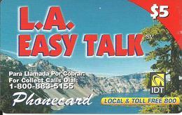 IDT: UTA Easy Talk - L.A. Los Angeles 06.2004 - Vereinigte Staaten