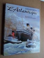 "L'Incendie De L'ATLANTIQUE "" Bernadac - Molteni De Villermont ( 1997 France ) Avec Signature Bernadac ( 136 Pag. ) ! - Boats"