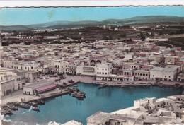 BIZERTE / VUE AERIENNE DU VIEUX PORT/ CIRC - Tunisie