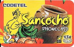 IDT: UTA Codetel - Sancocho 12.2004 - Sonstige
