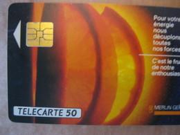 Télécarte Privée D492 - France