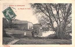 54 - Conflans (environs De) - Le Moulin De Labry (animée, Edit Naudin, 1909) - Autres Communes