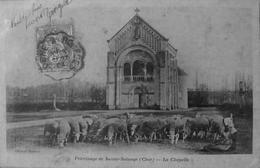 Ste Solange : La Chapelle - France
