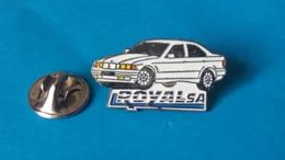 Pin's  BMW  ROYAL S A - BMW
