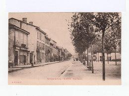 Environs De Lyon. St Fons. Rue Carnot. (2816) - France