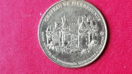 Château De Pierrefonds Cnmhs   2003 - Monnaie De Paris