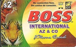 IDT: UTA Boss - International 01.2013 - Sonstige