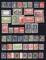 ALGERIE  Petit Lot De 60 Timbres   Cote 14€ - Algérie (1924-1962)