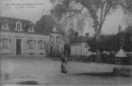 Savigny En Septaine : La Place La Poste - Other Municipalities