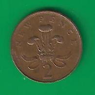2  PENCE  1978 (PRIX FIXE)  (CM18) - 1902-1971: Postviktorianische Münzen