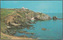 The Lighthouse, Lizard Point, Cornwall, 1977 - Jarrold Postcard - England