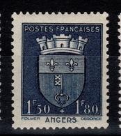 YV 558 N** 2eme Armoirie - France